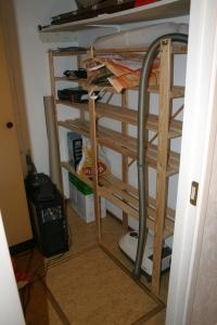 Data center closet