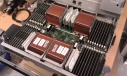 CPU and memory board