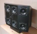 Current center speaker